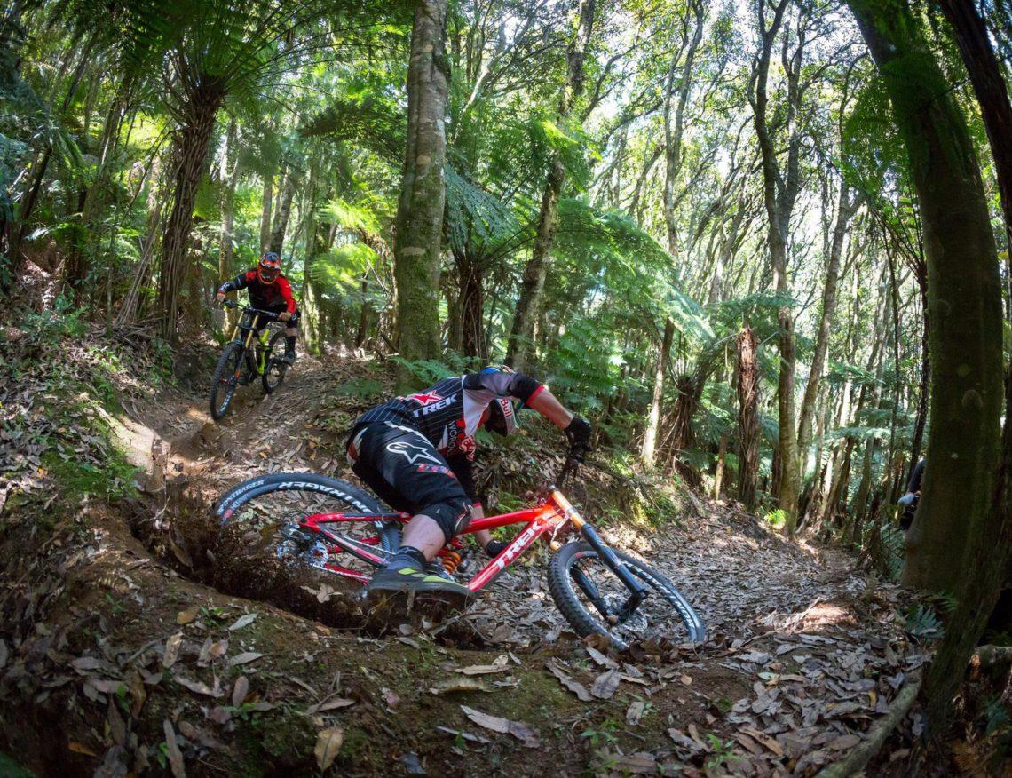 Exp?dition NZ Rotorua du club